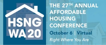 Housing Washington 2020